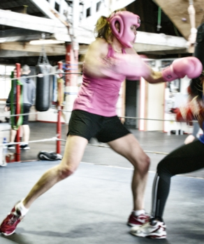 Ruby training for Fight Night
