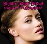 Billion Dollar Brows at Rubywaxx, Auckland