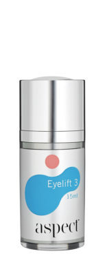 Buy Aspect Eyelift 3 Serum to reduce fine lines, puffiness and dark circles. Cheap, flat-rate delivery NZ wide.