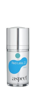 Buy Aspect Red-Less 21 Serum for reducing red skin and uncontrollable blushing. Cheap, flat-rate delivery NZ wide.