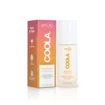 Buy COOLA Mineral SPF 30 Daydream Makeup Primer – with cheap, flat-rate delivery NZ wide.