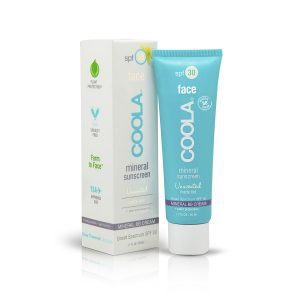 Buy COOLA Mineral Sunscreen SPF 30 Face Unscented Matte Tint – with cheap, flat-rate delivery NZ wide