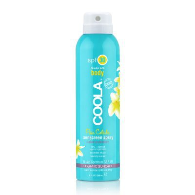 COOLA Pina Colada Sunscreen Body Spray SPF 30 – with cheap, flat-rate delivery NZ wide.