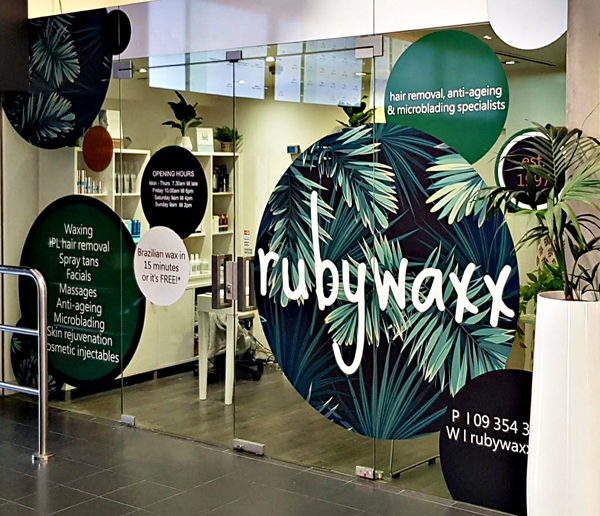 Rubywaxx Les Mills has a great new look.