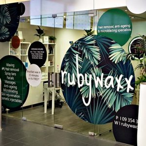 Here are the contact details and opening hours for Rubywaxx Auckland beauty salons. Book your appointment online!